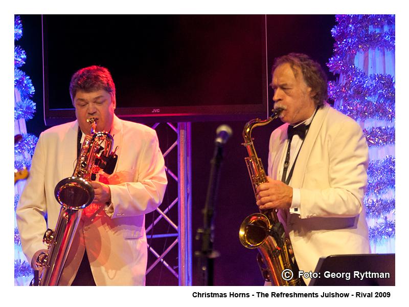 Christmas Horns - Rival 2009