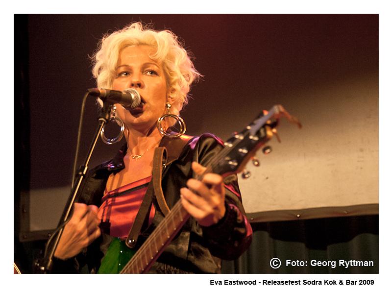 Eva Eastwood - Releasefest 2009