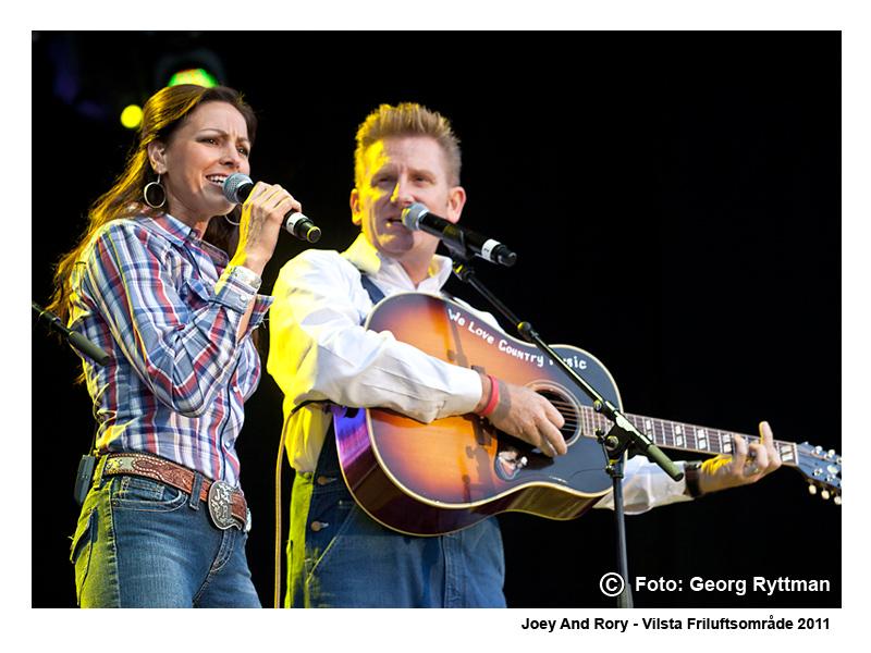 Joey And Rory - Vilsta Friluftsområdet 2011