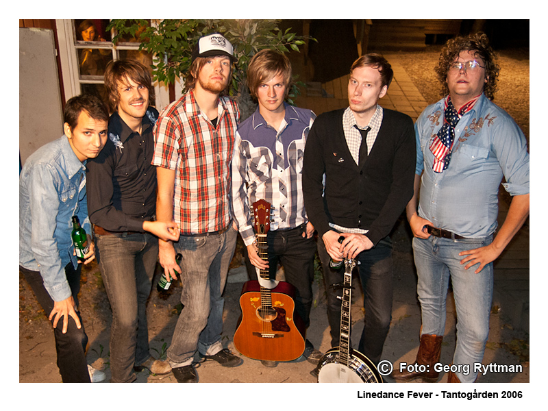 Linedance Fever - Countrygala på Tantogården 2006