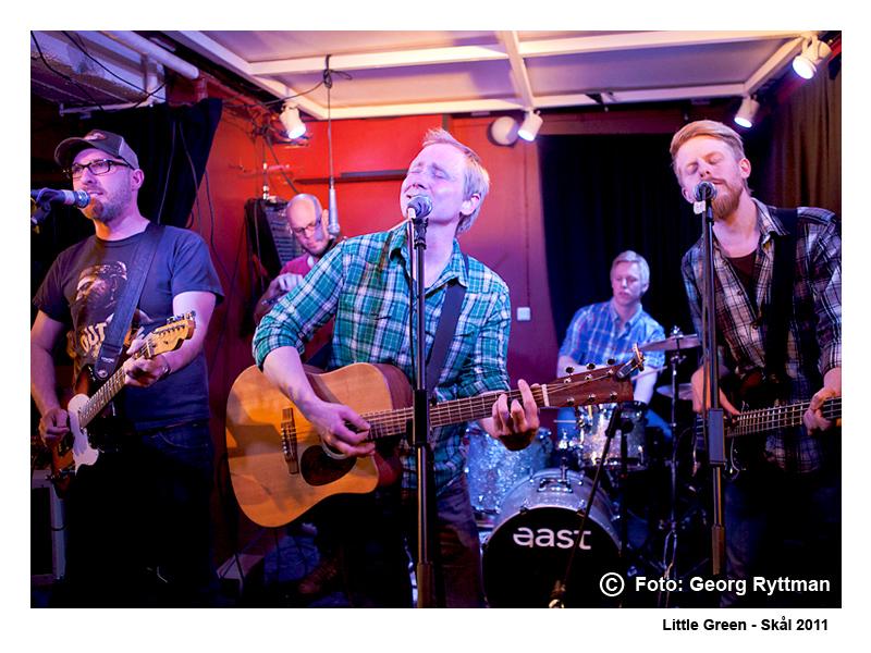 Little Green - Skål 2011