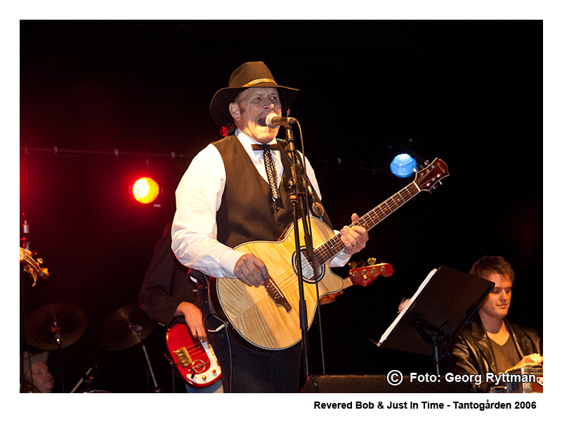 Revered Bob & Just In Time - Countrygala på Tantogården 2006