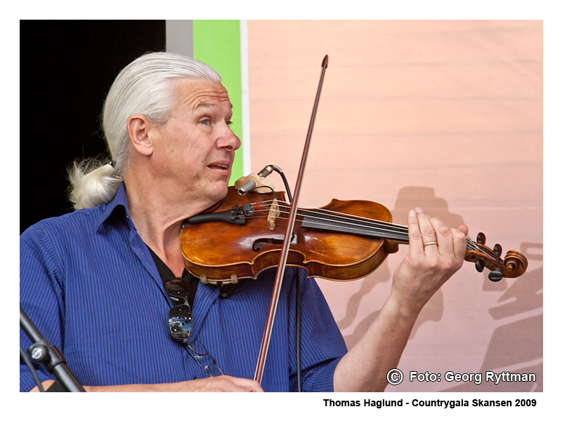Thomas Haglund - Countrygala Skansen 2009