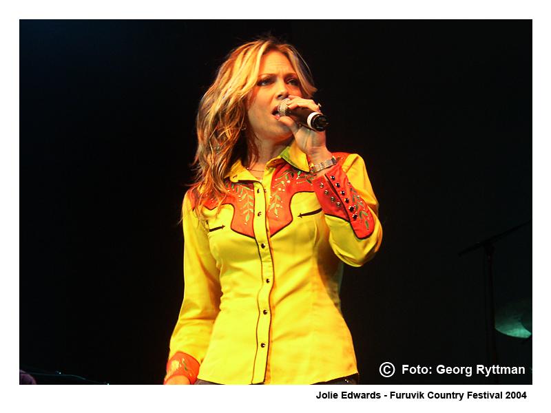 Jolie Edwards - Furuvik Country Festival 2004
