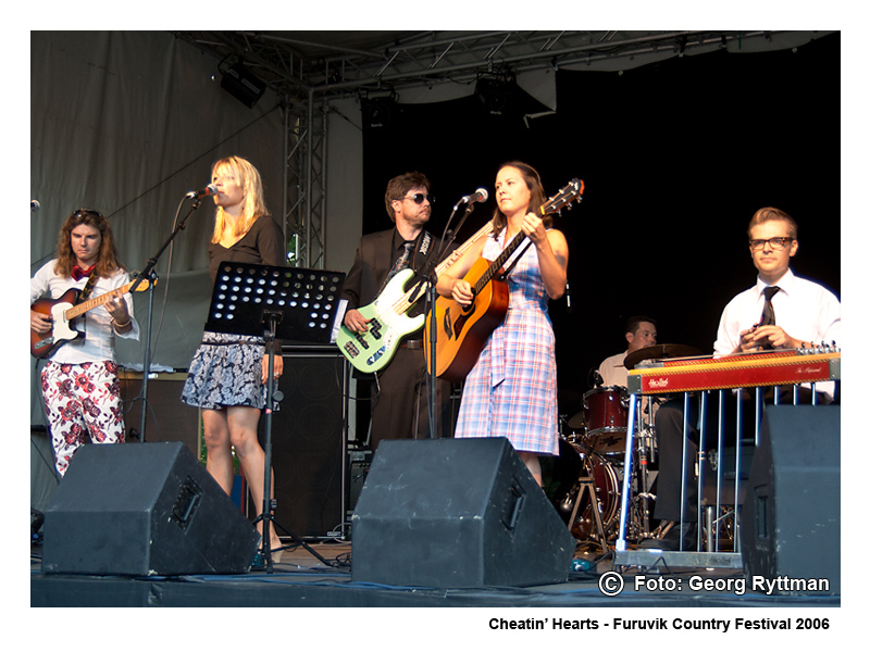 Cheatin' Hearts - Furuvik Country Festival 2006