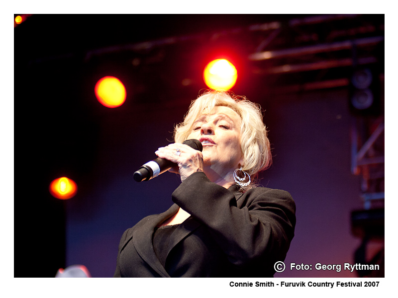 Connie Smith - Furuvik Country Festival 2007