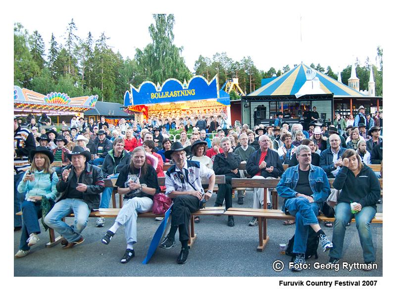 Publik - Furuvik Country Festival 2007