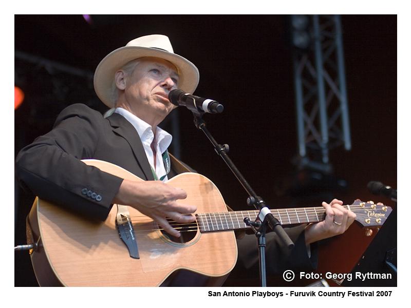 San Antonio Playboys - Furuvik Country Festival 2007