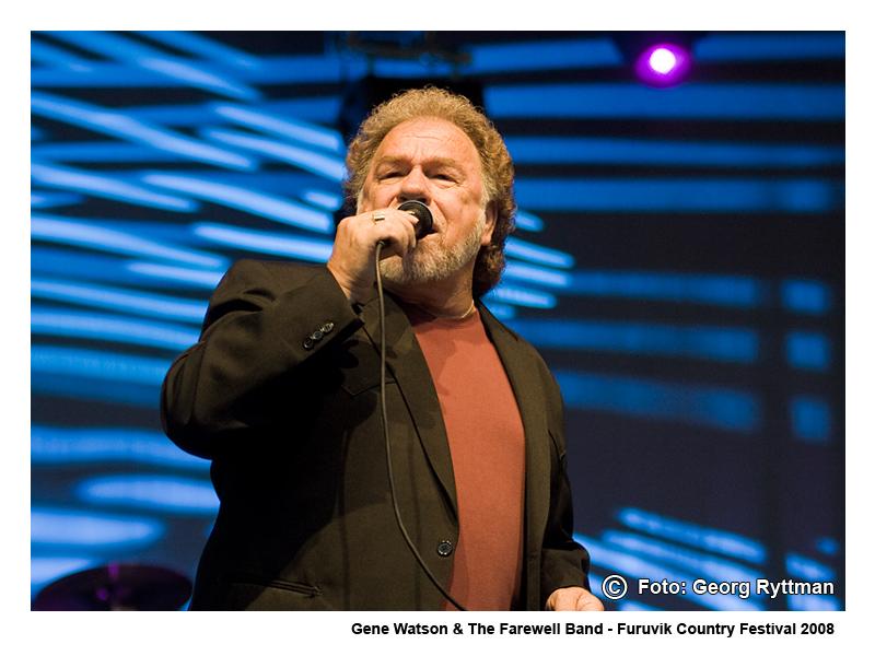 Gene Watson - Furuvik Country Festival 2008