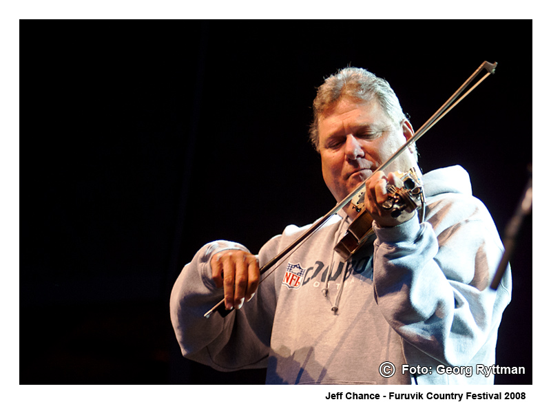 Jeff Chance - Furuvik Country Festival 2008