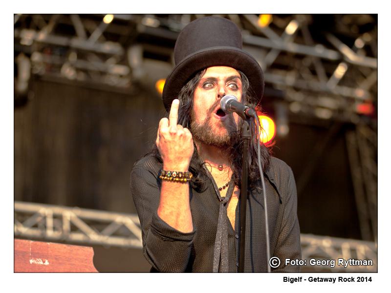 Bigelf - Getaway Rock 2014