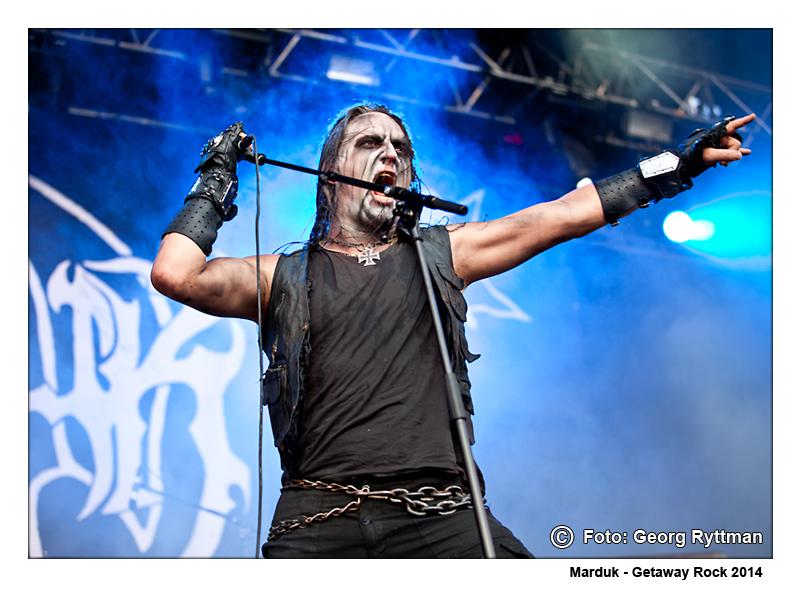 Marduk - Getaway Rock 2014