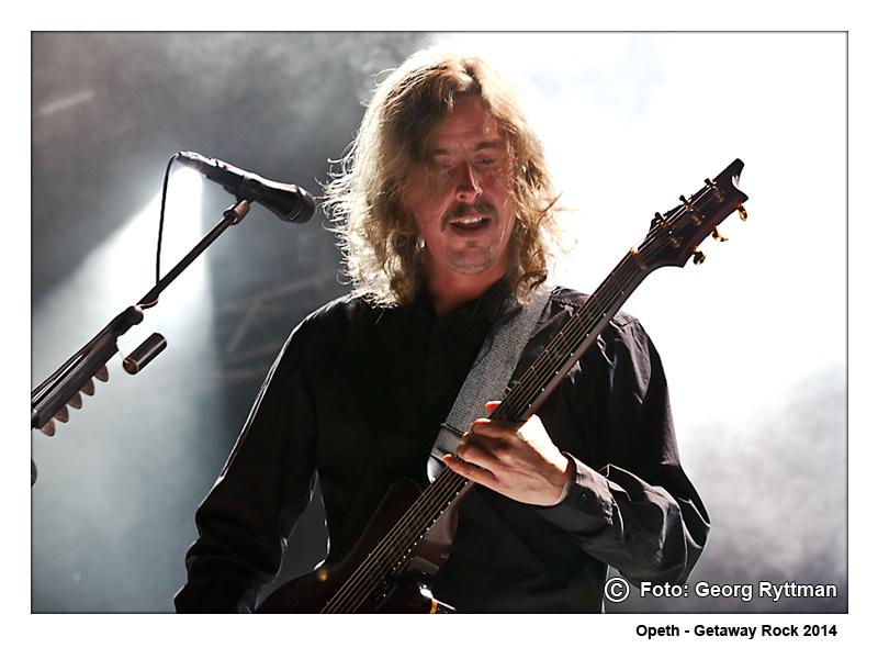 Opeth - Getaway Rock 2014