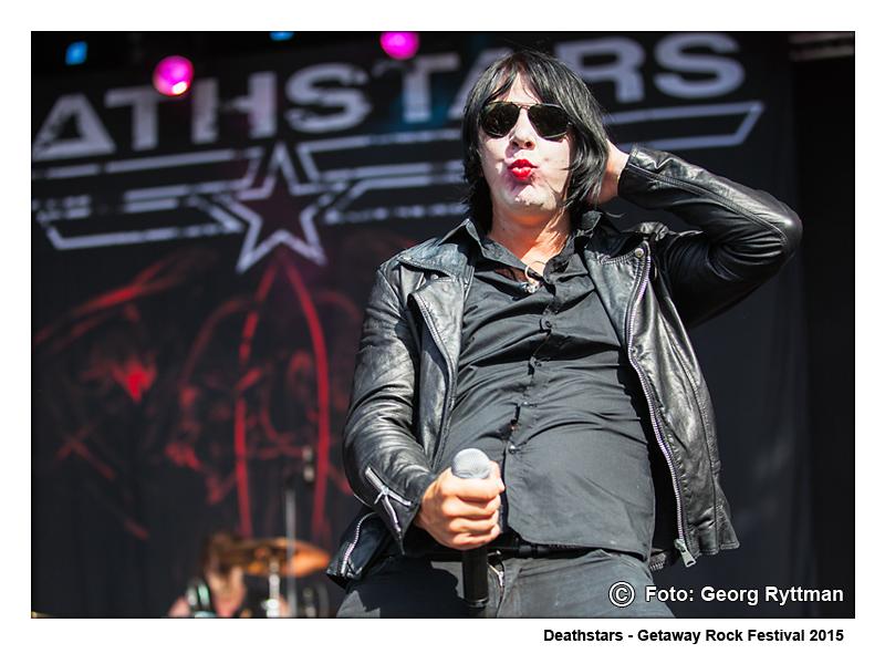 Deathstars - Getaway Rock Festival 2015