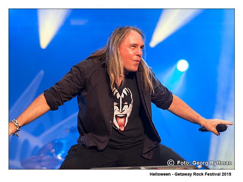 Helloween - Getaway Rock Festival 2015