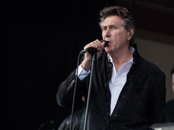 Bryan Ferry - Gröna Lund 2017