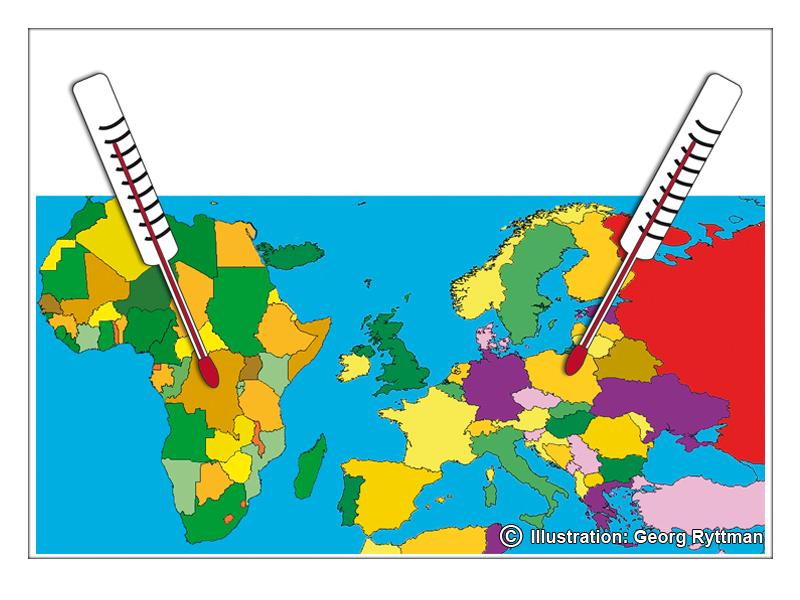 Tar Tempen På Europa
