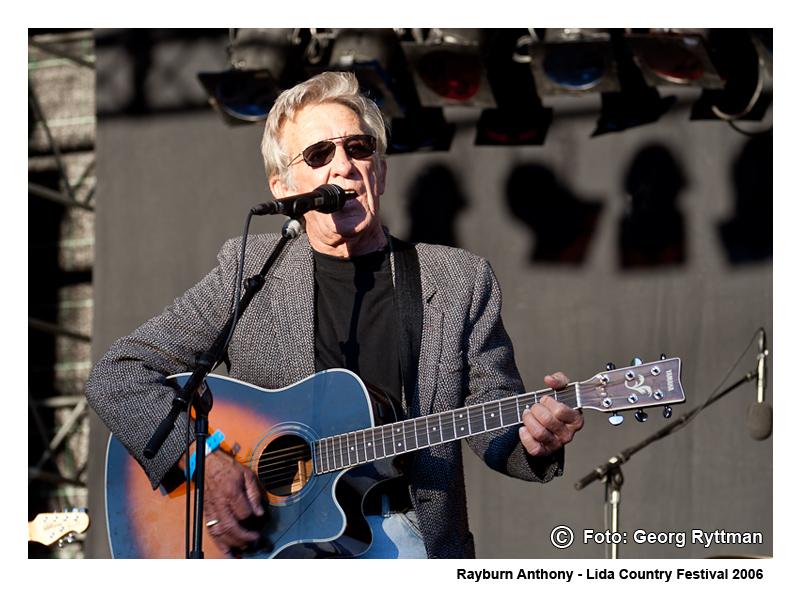 Rayburn Anthony - Lida Country Festival 2006