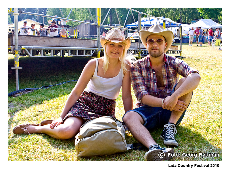 Publik - Lida Country Festival 2010