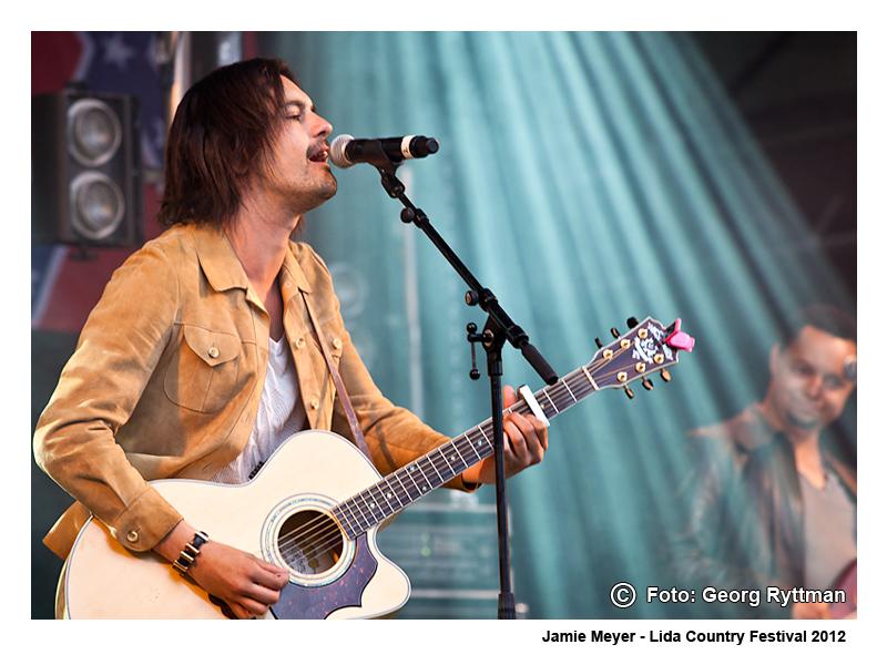 Jamie Meyer - Lida Country Festival 2012