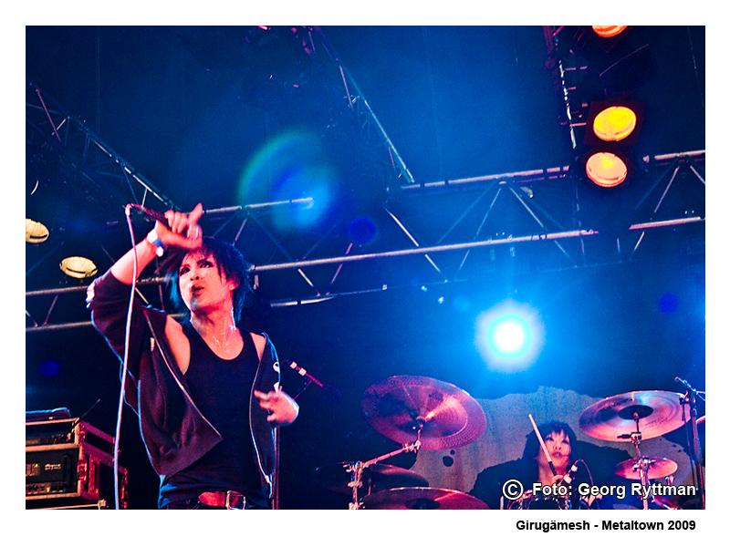 Girugämesh - Metaltown 2009