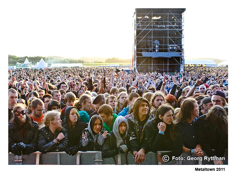 Publik - Metaltown 2011