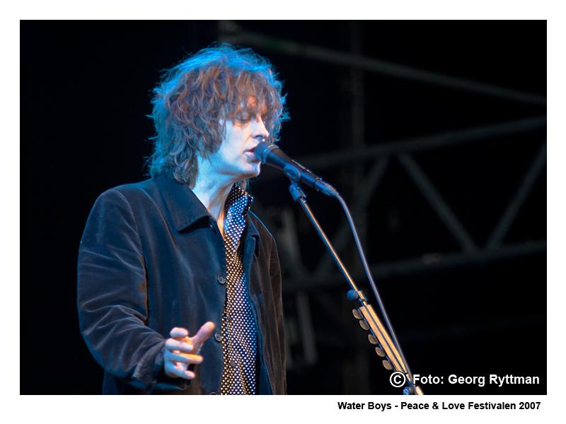 Water Boys - Peace & Love Festivalen 2007
