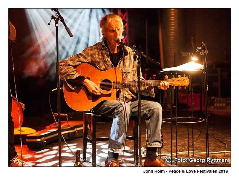 John Holm - Peace & Love Festivalen 2016