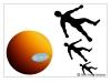 Apelsin/Skuggfigurer