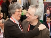 Laila Hjelm-Wallén och Göran Johnsson - Socialdemokraternas extrakongress 2007