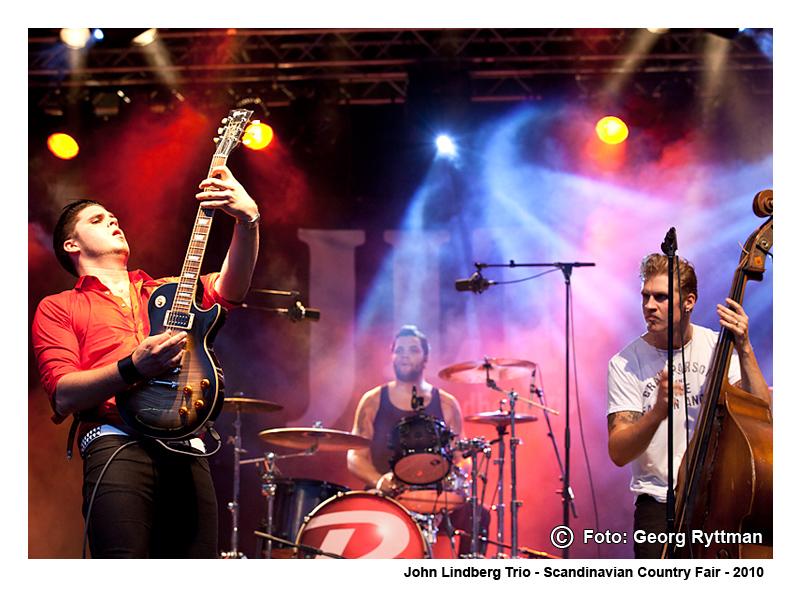 John Lindberg Trio - Scandinavian Country Fair 2010