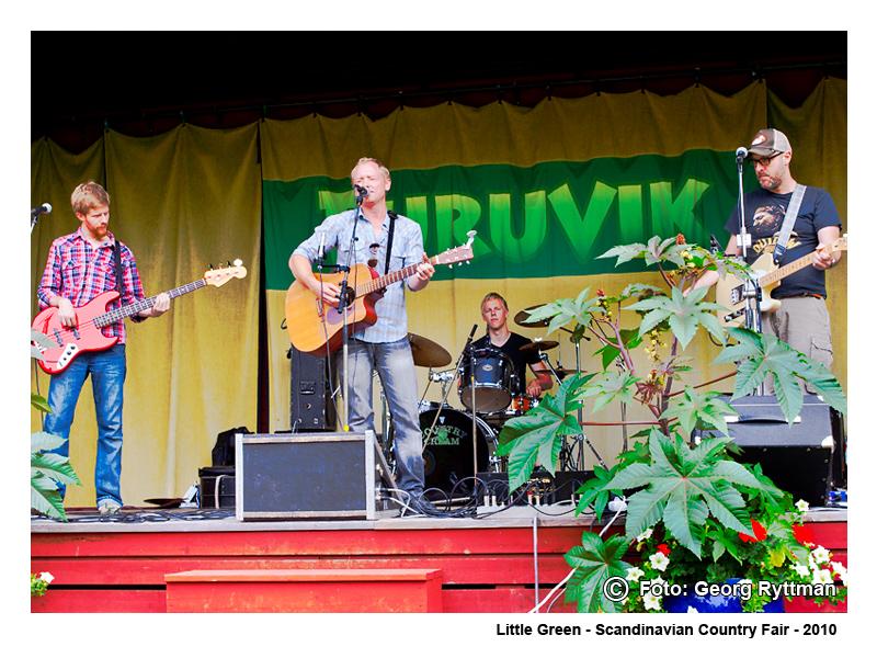 Little Green - Scandinavian Country Fair 2010