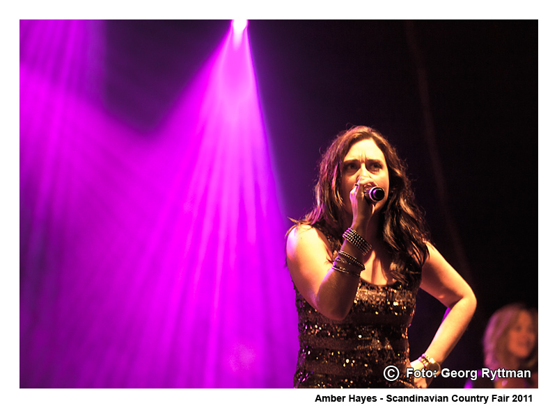 Amber Hayes - Scandinavian Country Fair 2011