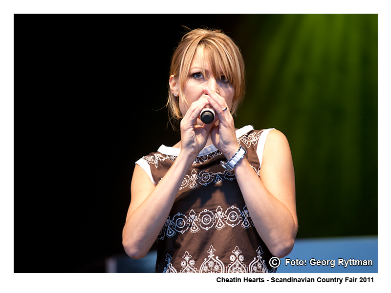 Cheatin Hearts - Scandinavian Country Fair 2011