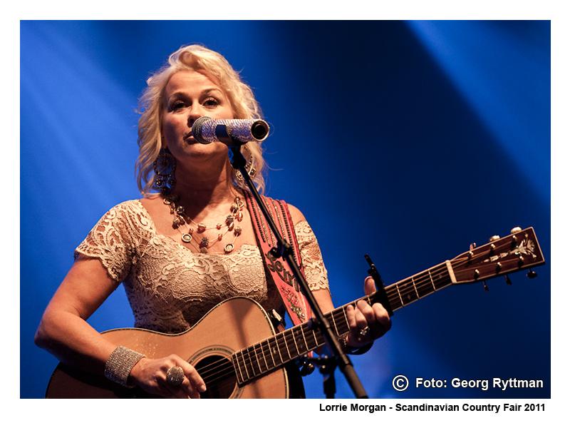 Lorrie Morgan - Scandinavian Country Fair 2011