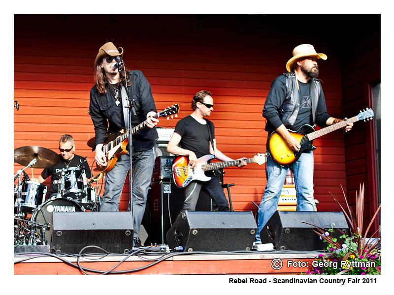 Rebel Road - Scandinavian Country Fair 2011