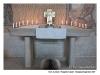 Kors och altare i Hoppets Kapell - Skogskyrkogården