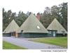 Tallumpaviljongen - Skogskyrkogården