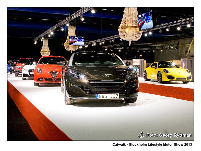 Catwalk - Stockholm Lifestyle Motor Show