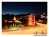Sofielundsvägen nattbild