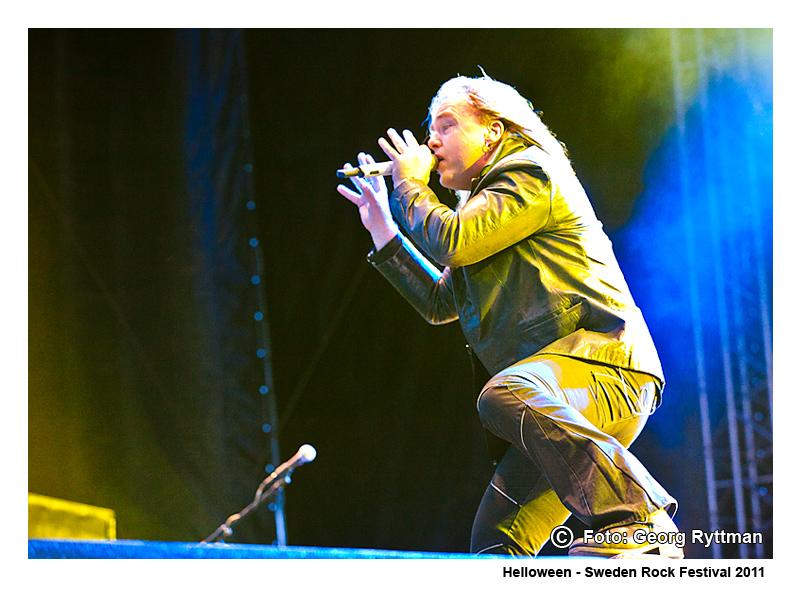 Helloween - Sweden Rock Festival 2011