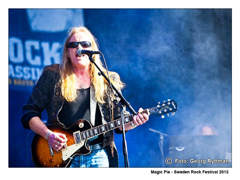 Magic Pie - Sweden Rock Festival 2013
