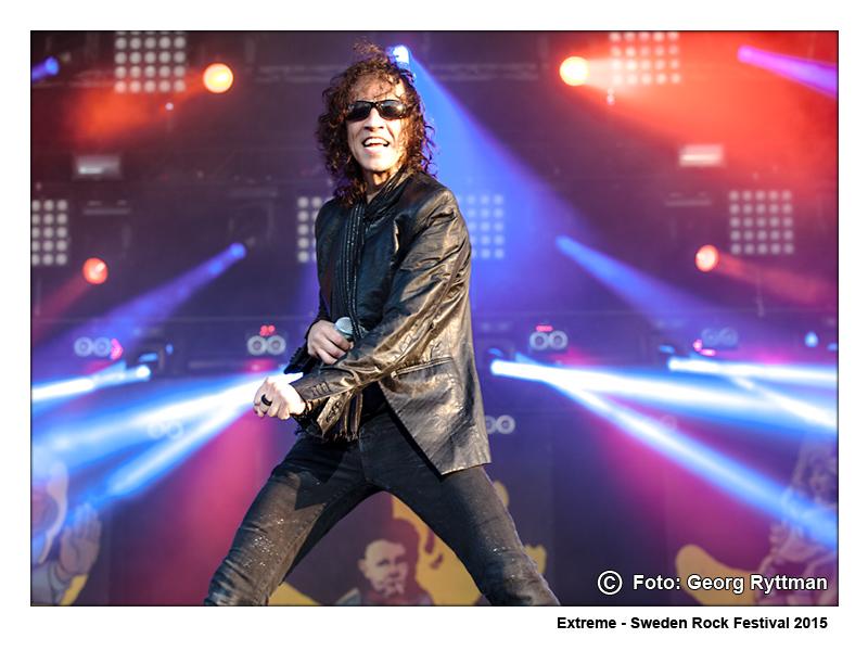 Extreme - Sweden Rock Festival 2015
