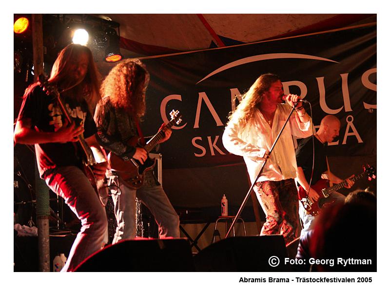 Abramis Brama - Trästockfestivalen 2005