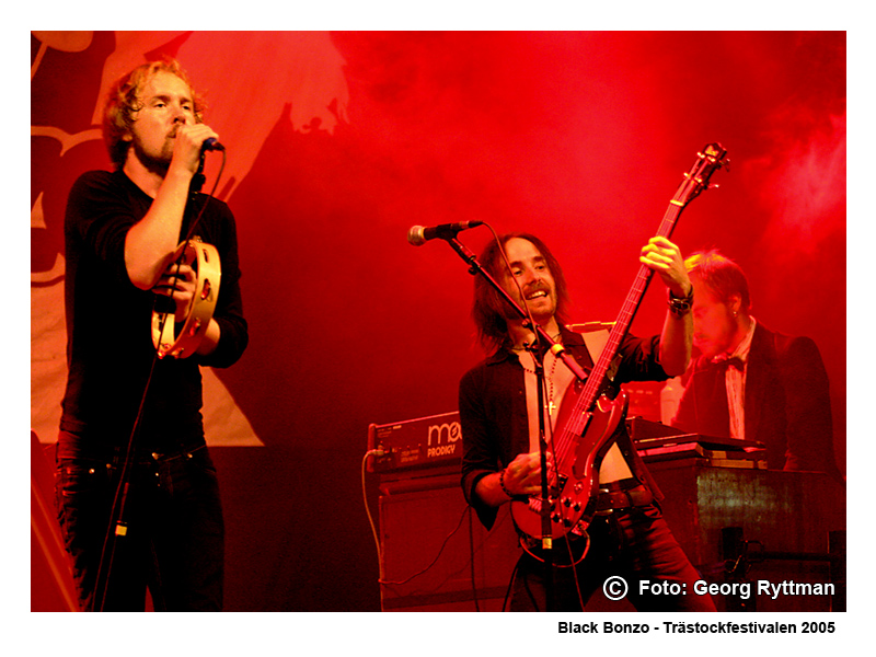 Black Bonzo - Trästockfestivalen 2005