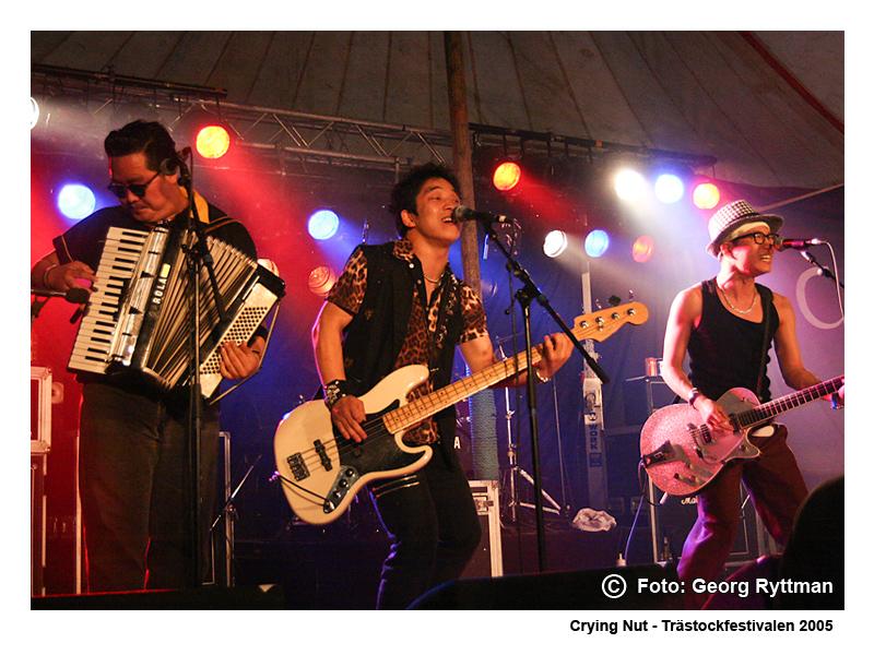 Crying Nut - Trästockfestivalen 2005