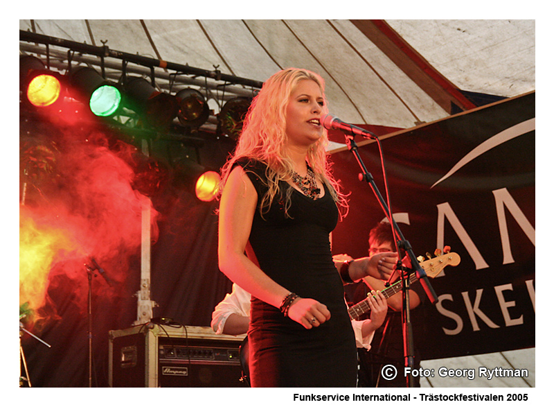 Funkservice International - Trästockfestivalen 2005