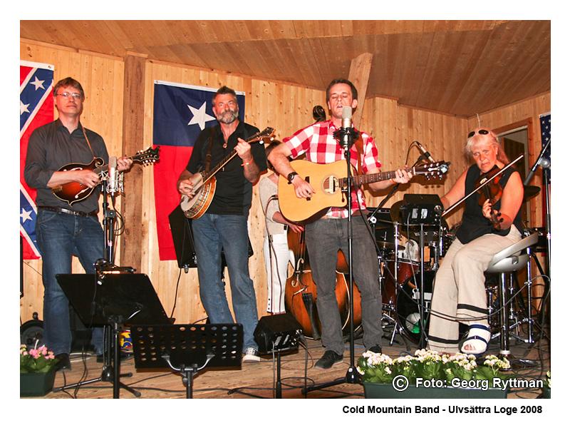 Cold Mountain Band - Ulvsättra Loge 2008