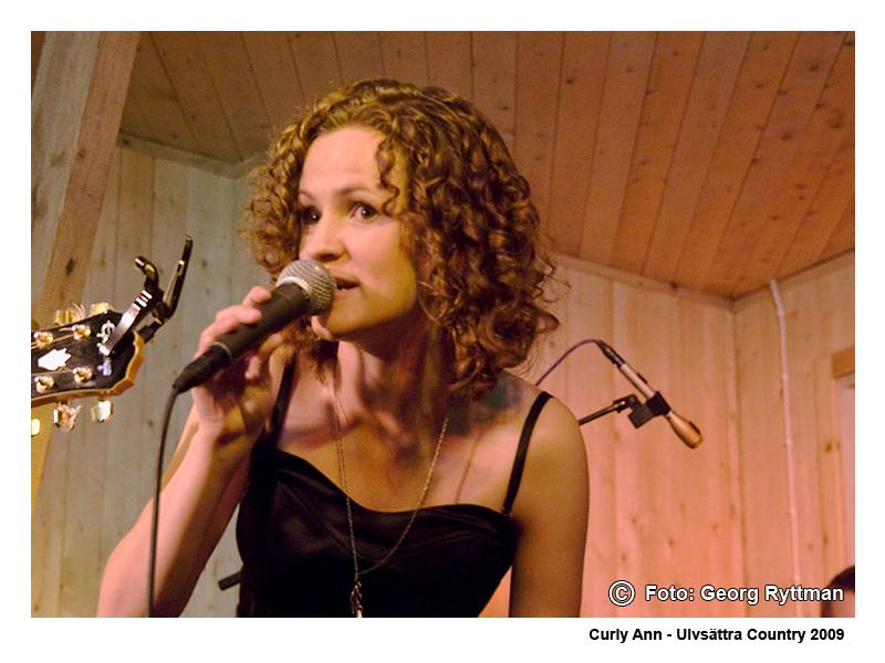 Curly Ann - Ulvsättra Loge 2009