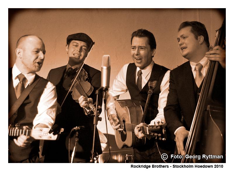 Rockridge Brothers - Stockholm Hoedown 2010